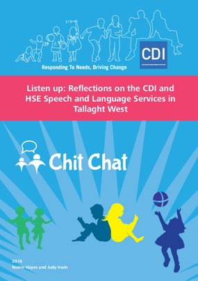 Listen up: Reflections on the CDI and HSE Speech and Language Services in Tallaght West