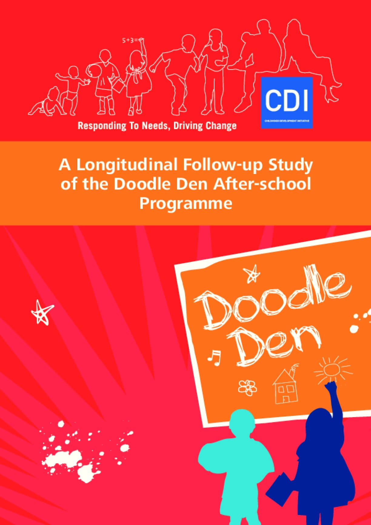 A Longitudinal Follow-up Study of the Doodle Den After-school Programme Childhood Development Initiative