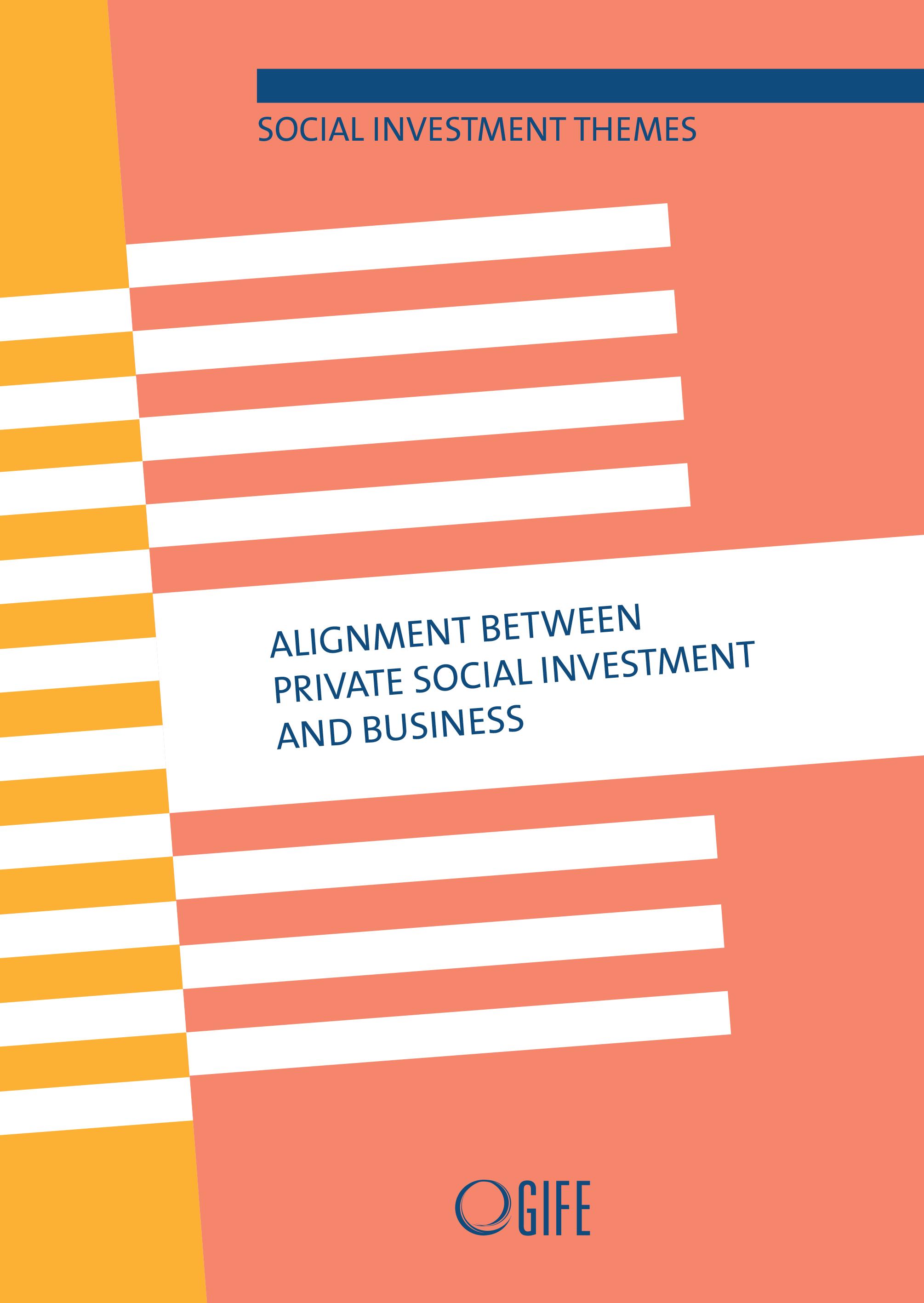 Alignment Between Private Social Investment and Business