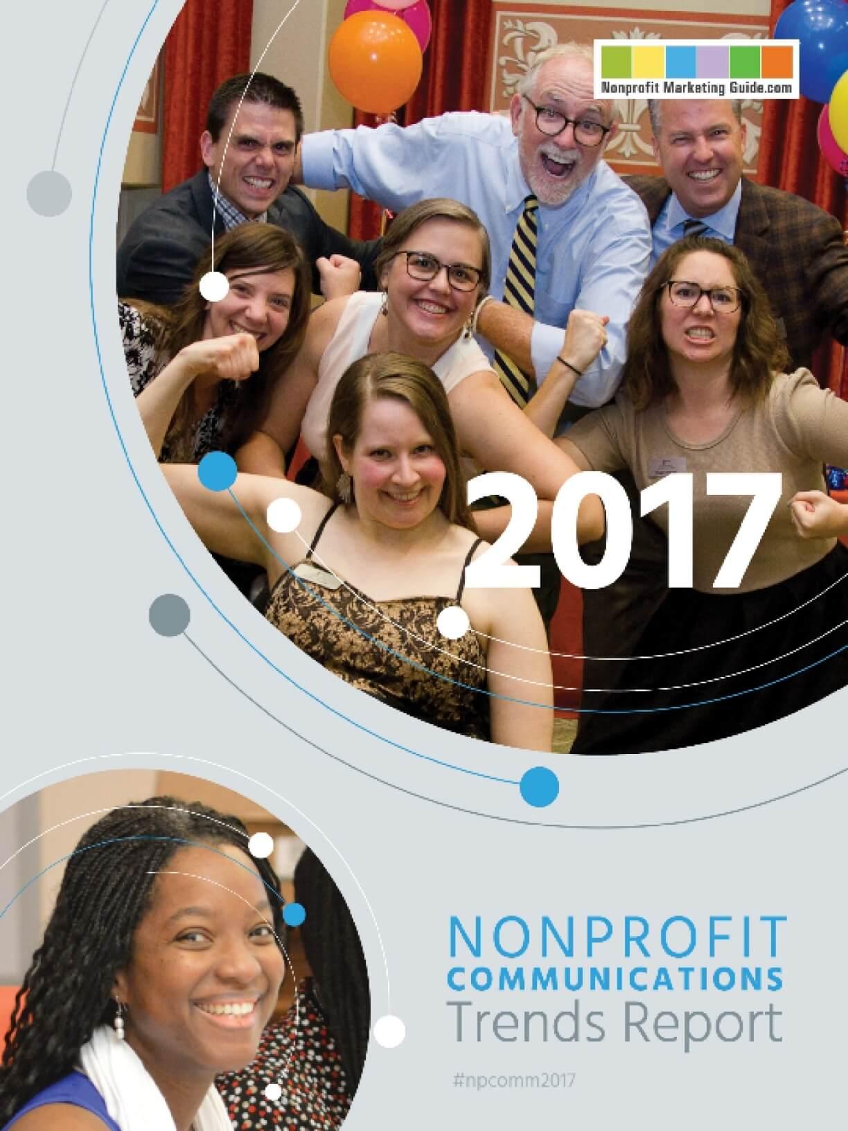 2017 Nonprofit Communications Trends Report