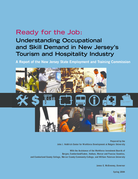 Understanding Occupational and Skill Demand in NJ's Tourism/Hospitality Industry