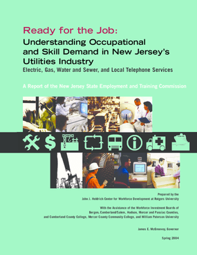 Understanding Occupational and Skill Demand in New Jersey's Utilities Industry