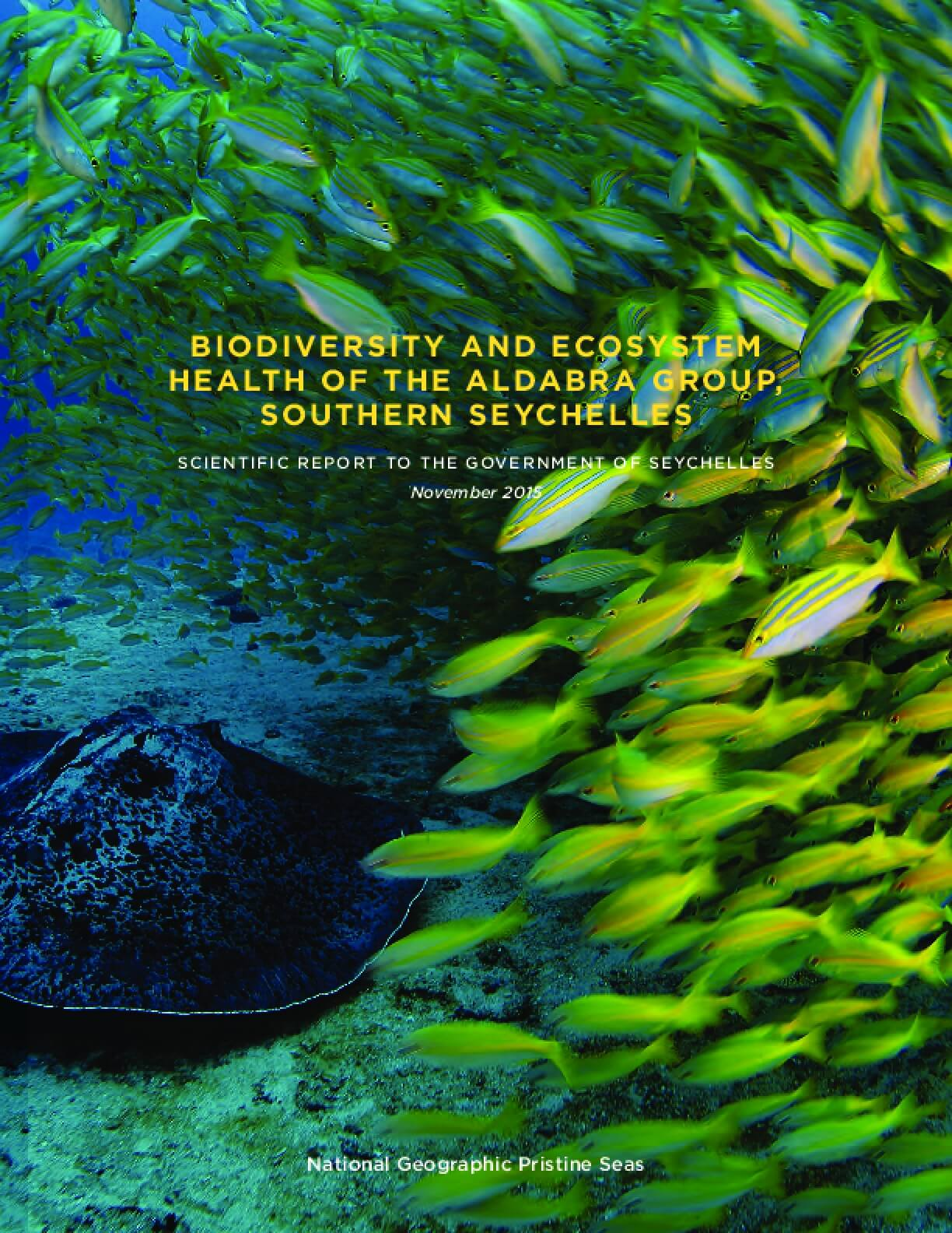 Biodiversity and Ecosystem Health of the Aldabra Group, Southern Seychelles: Scientific Report to the Government of Seychelles.