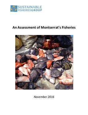 An Assessment of Montserrat's Fisheries