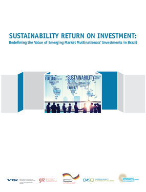 Sustainability Return on Investment: Redefining the Value of Emerging Market Multinationals' Investments in Brazil