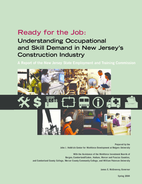 Understanding Occupational and Skill Demand in New Jersey's Construction Industry
