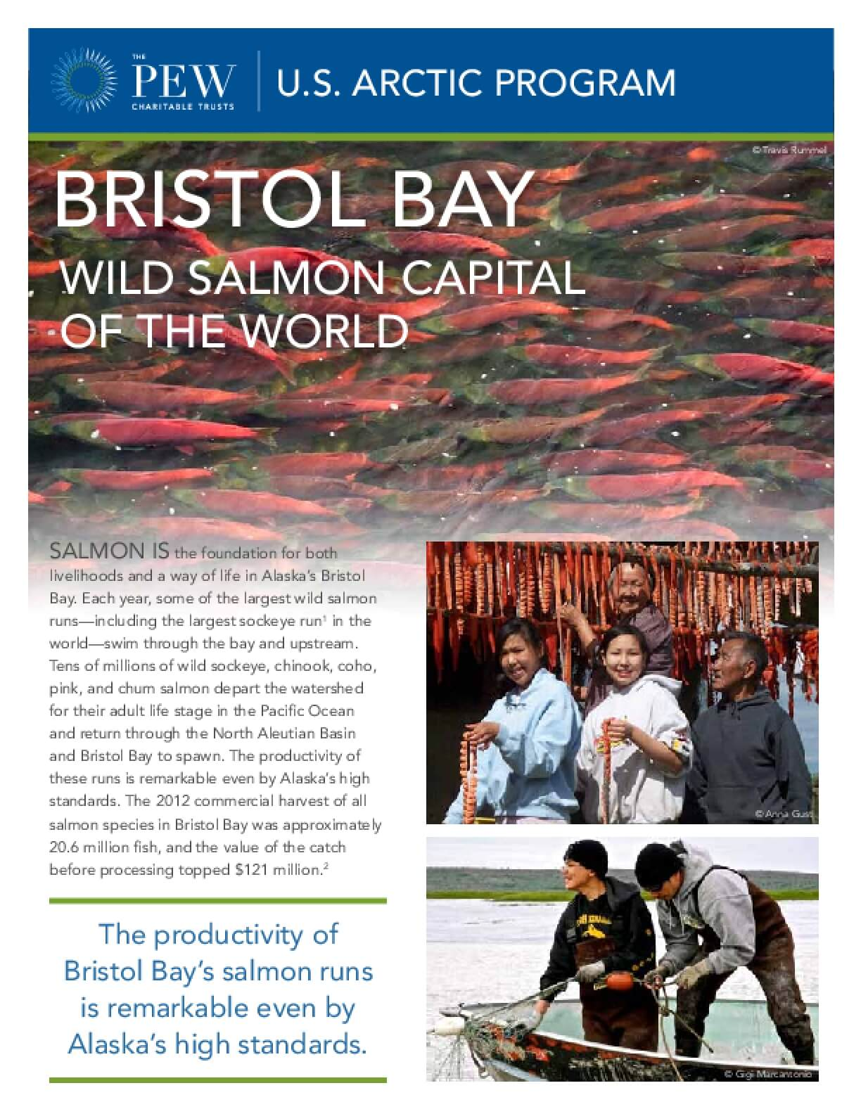 Bristol Bay: Wild Salmon Capital of the World