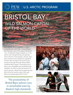 Bristol Bay: Wild Salmon Capital of the World