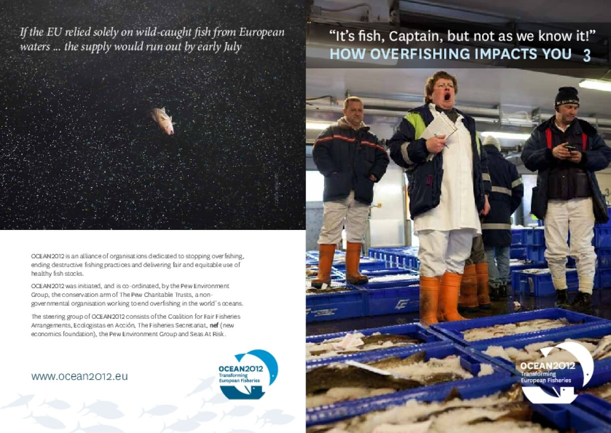 """""""It's Fish, Captain, but not as we Know it!"""" How Overfishing Impacts you 3"""