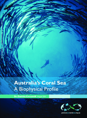 Making the Case to Protect Australia's Coral Sea
