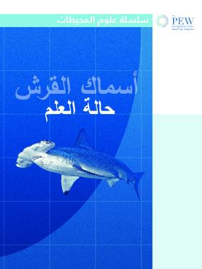 أسماك القرش. حالة العلم