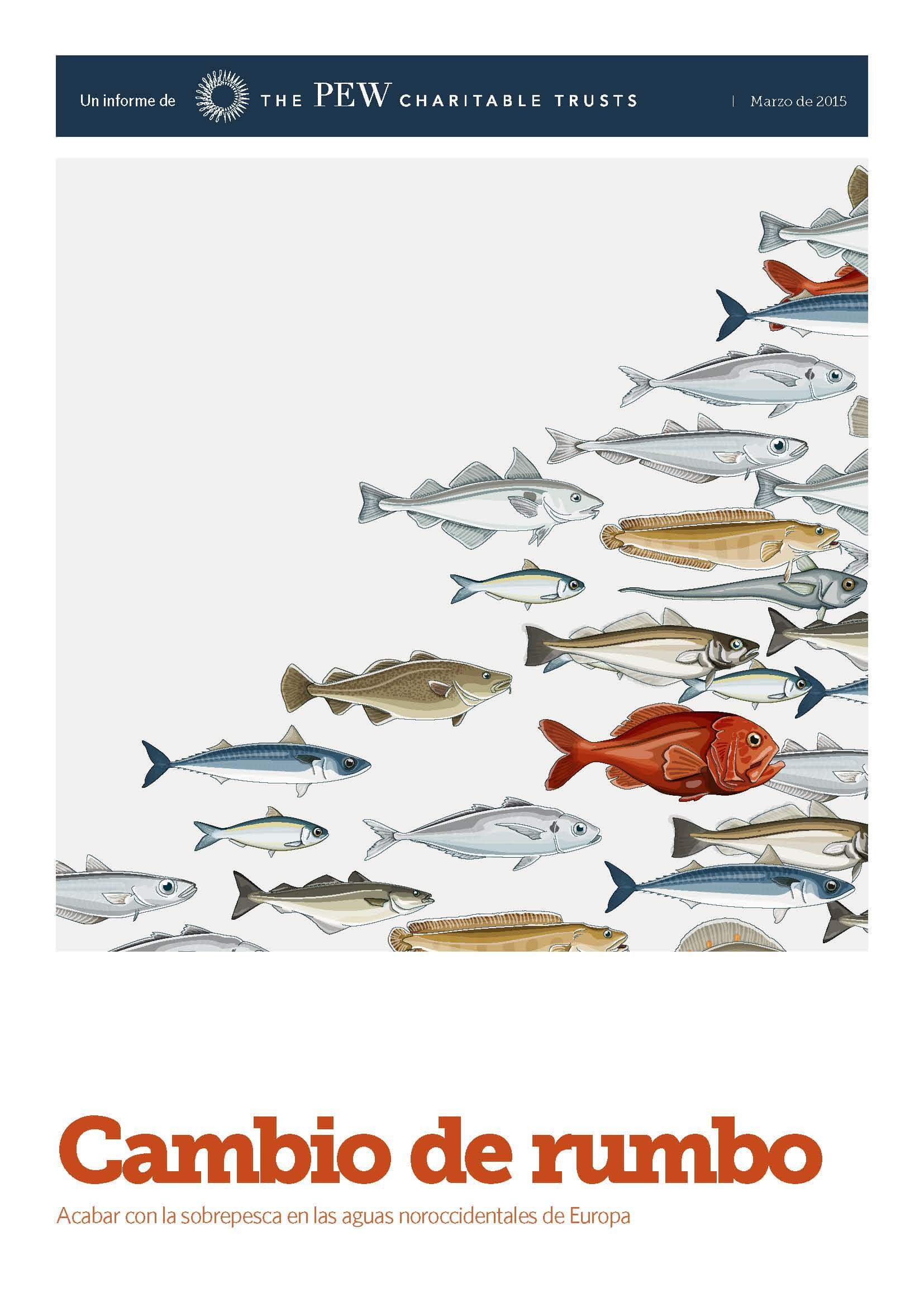 Turning the Tide Ending Overfishing in North-western Europe (Spanish)
