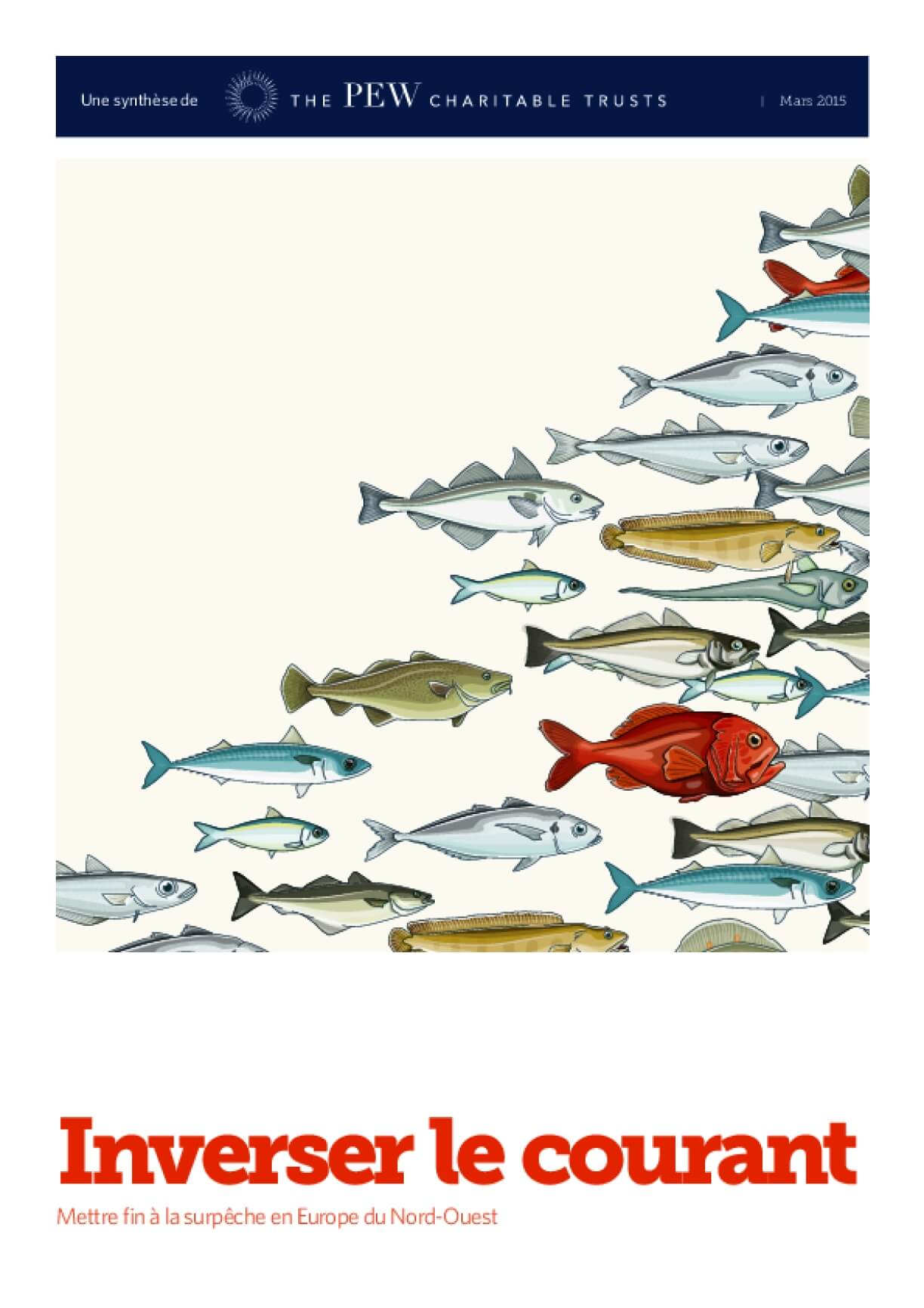 Turning the Tide  Ending Overfishing in North-western Europe (French Overview)