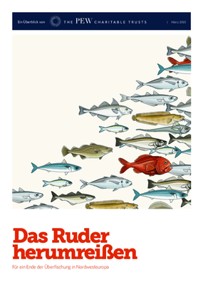 Turning the Tide  Ending Overfishing in North-western Europe (German Overview)