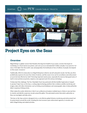 Project Eyes on the Seas