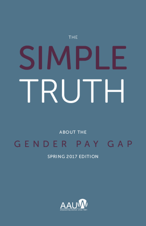 The Simple Truth About the Gender Pay Gap