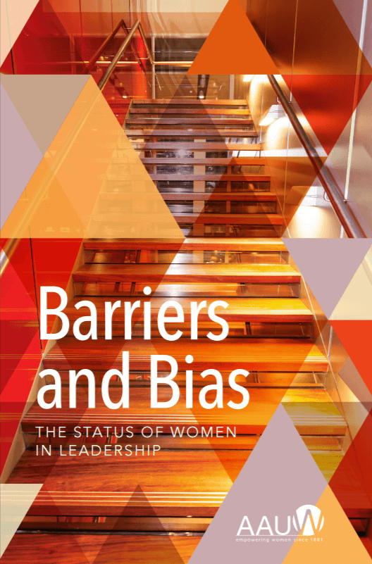 Barriers and Bias: The Status of Women in Leadership