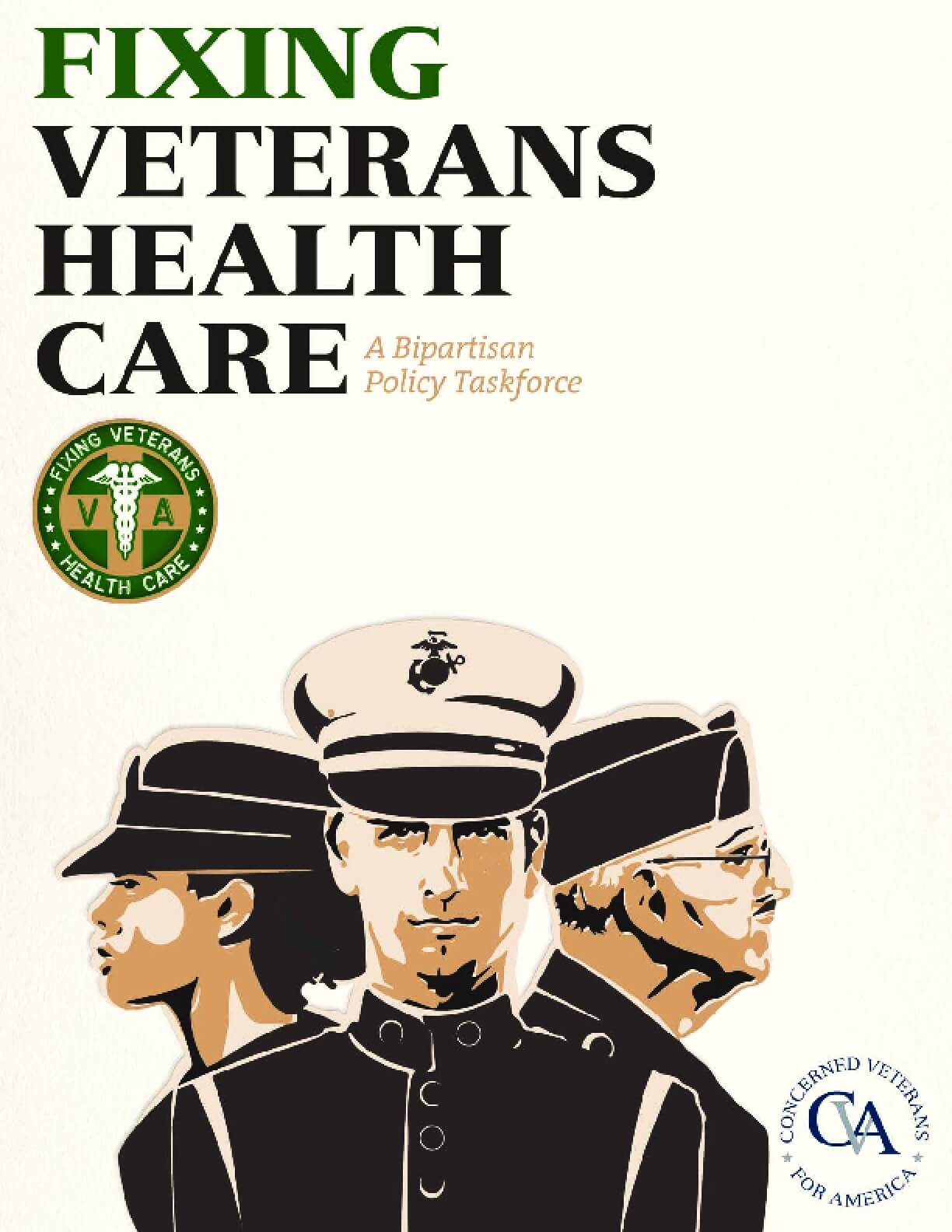 Fixing Veterans Health Care: A Bipartisan Policy Taskforce