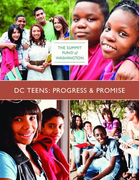 DC Teens: Progress & Promise