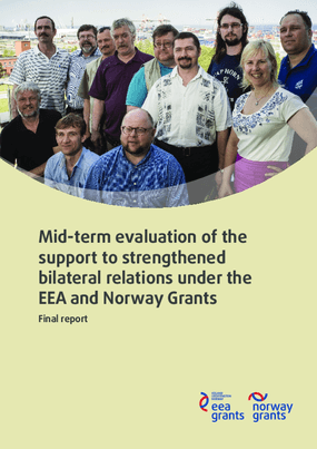 Mid-term evaluation of the support to strengthened bilateral relations under the EEA and Norway Grants