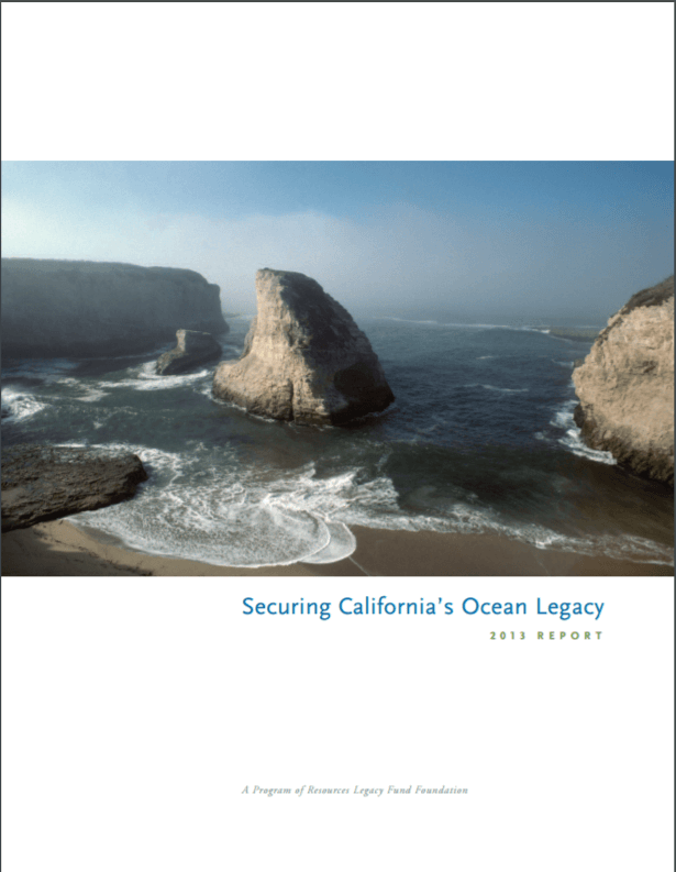 Securing California's Ocean Legacy