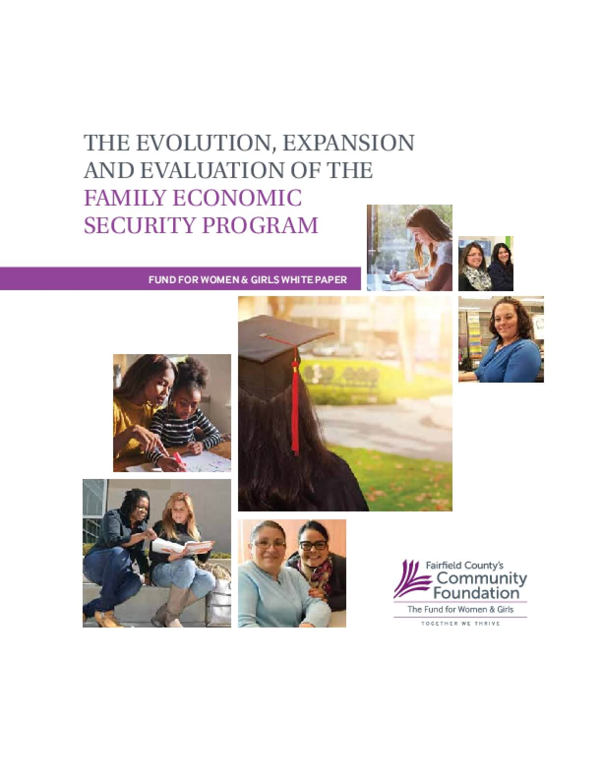 The Evolution, Expansion and Evaluation of the Family Economic Security Program