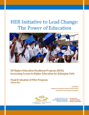 HER Initiative to Lead Change: The Power of Education