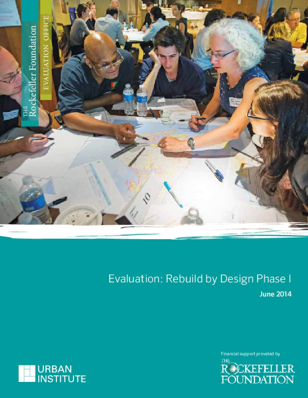 Rebuild by Design Phase 1 Evaluation Report