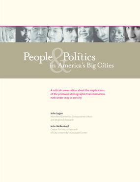People & Politics in America's Big Cities
