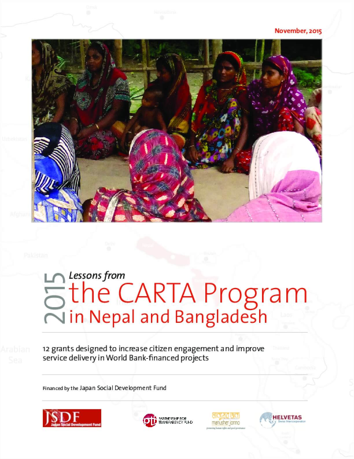 Lessons from the CARTA Program in Nepal and Bangladesh