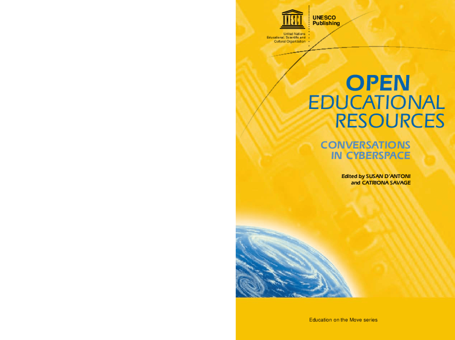 Open Educational Resources: Conversations in Cyberspace
