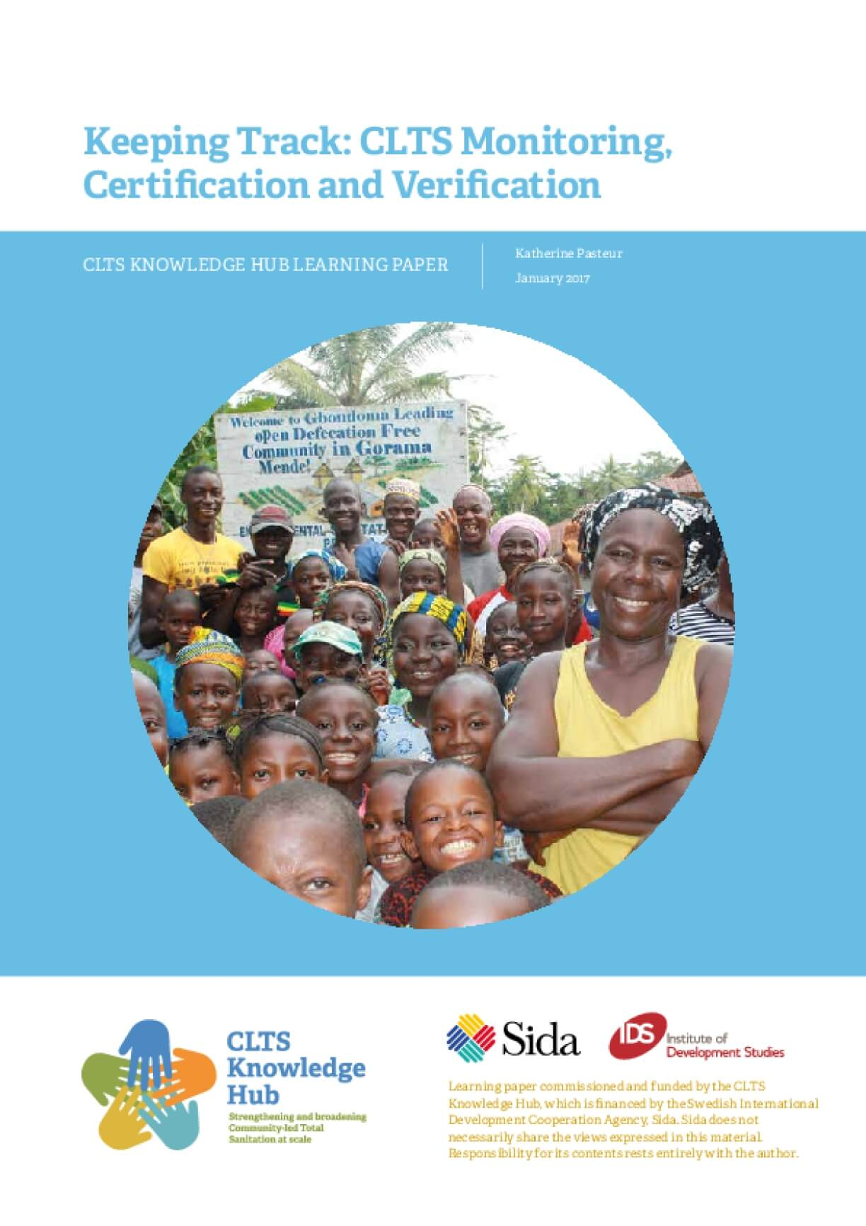 Keeping Track: CLTS Monitoring, Certification and Verification