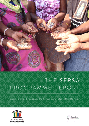 The SERSA Program Report