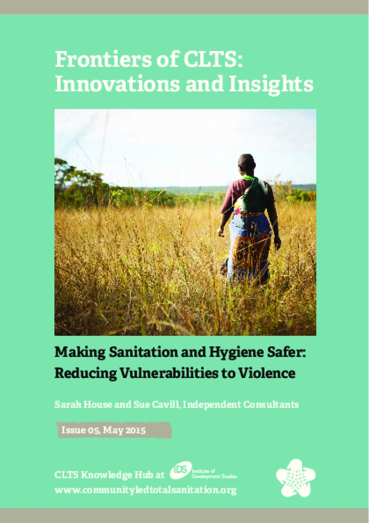 Making Sanitation and Hygiene Safer: Reducing Vulnerabilities to Violence