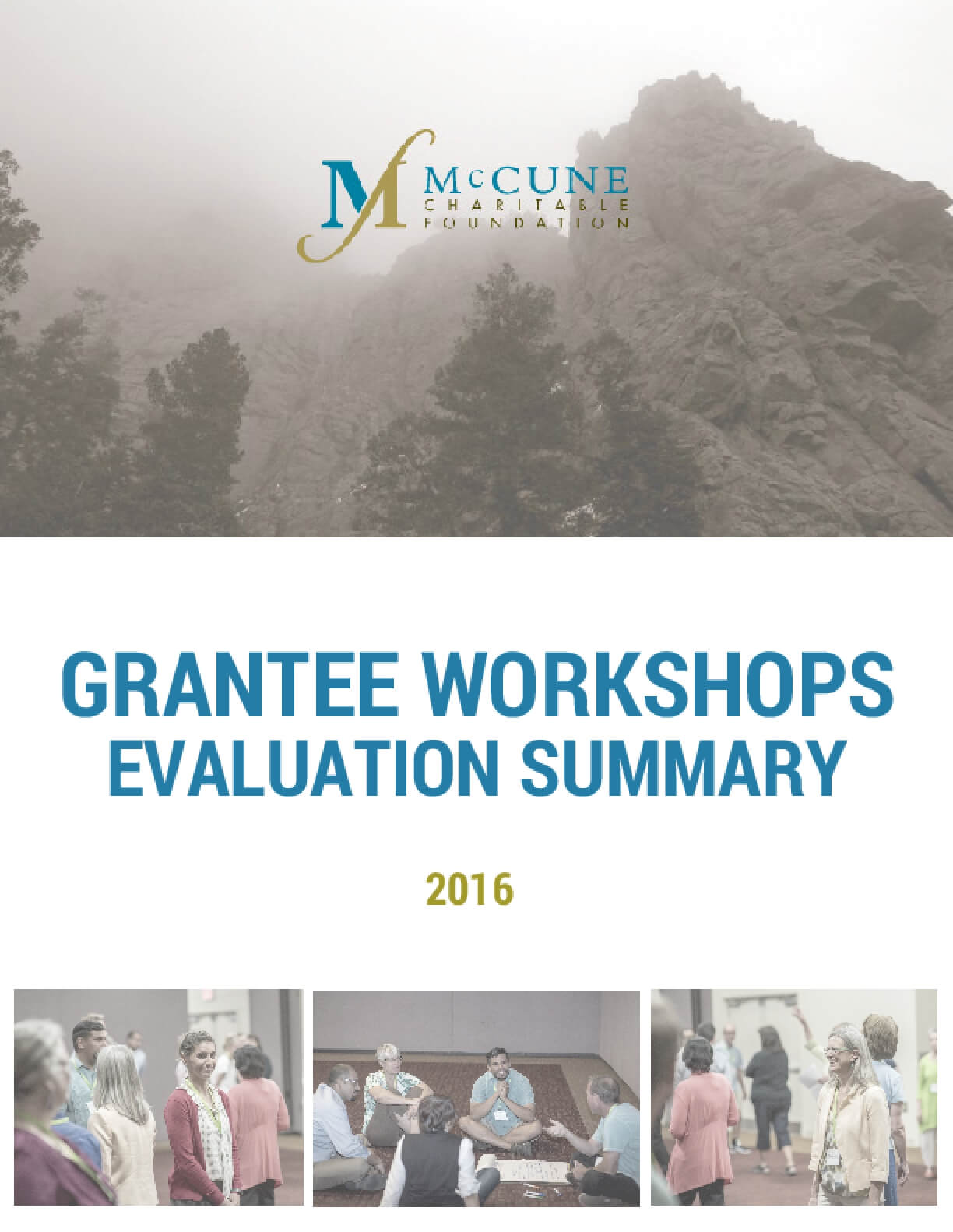 Grantee Workshops Evaluation Summary
