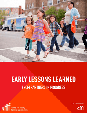 Early Lessons Learned From Partners in Progress