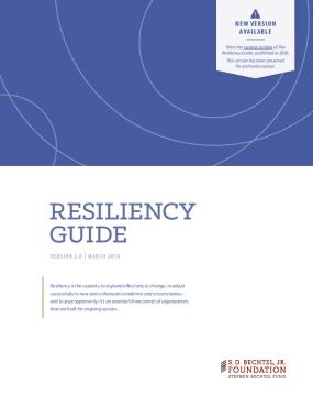 Resiliency Guide