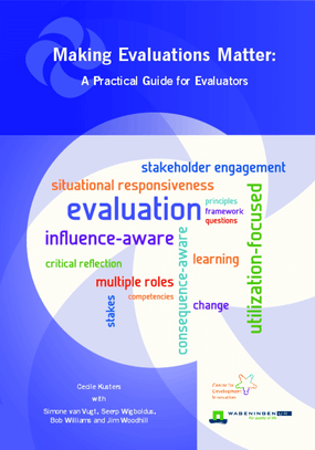 Making Evaluations Matter: A Practical Guide for Evaluators