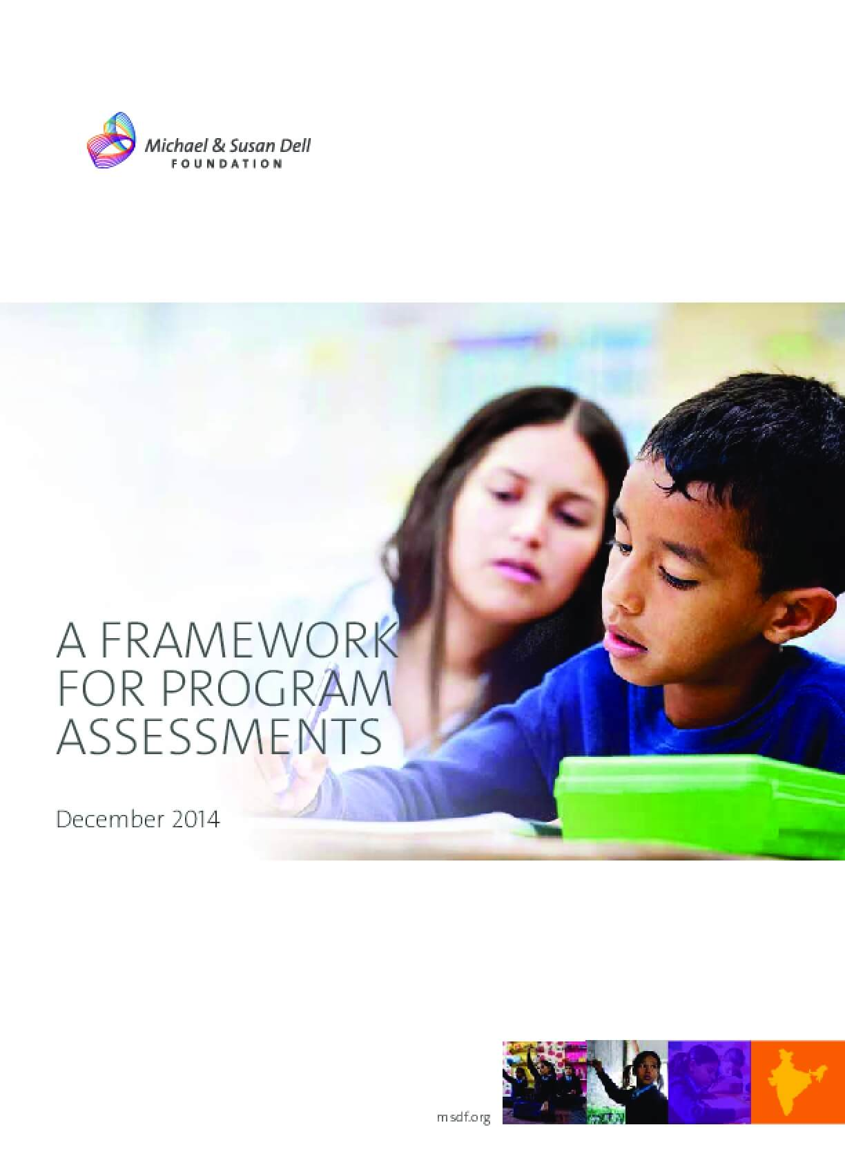 Framework for Program Assessments