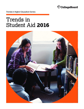 Trends in Student Aid 2016