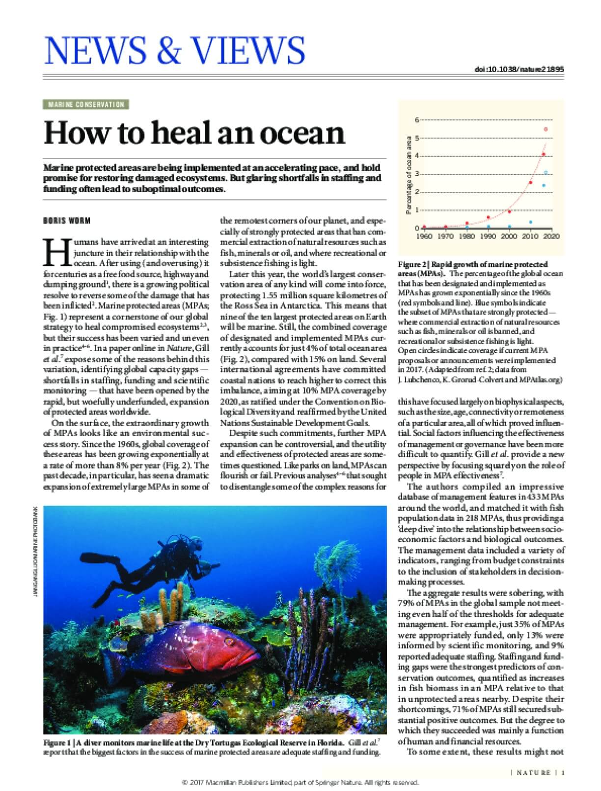 How to Heal an Ocean