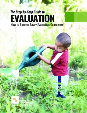 W.K. Kellogg Foundation Evaluation Handbook