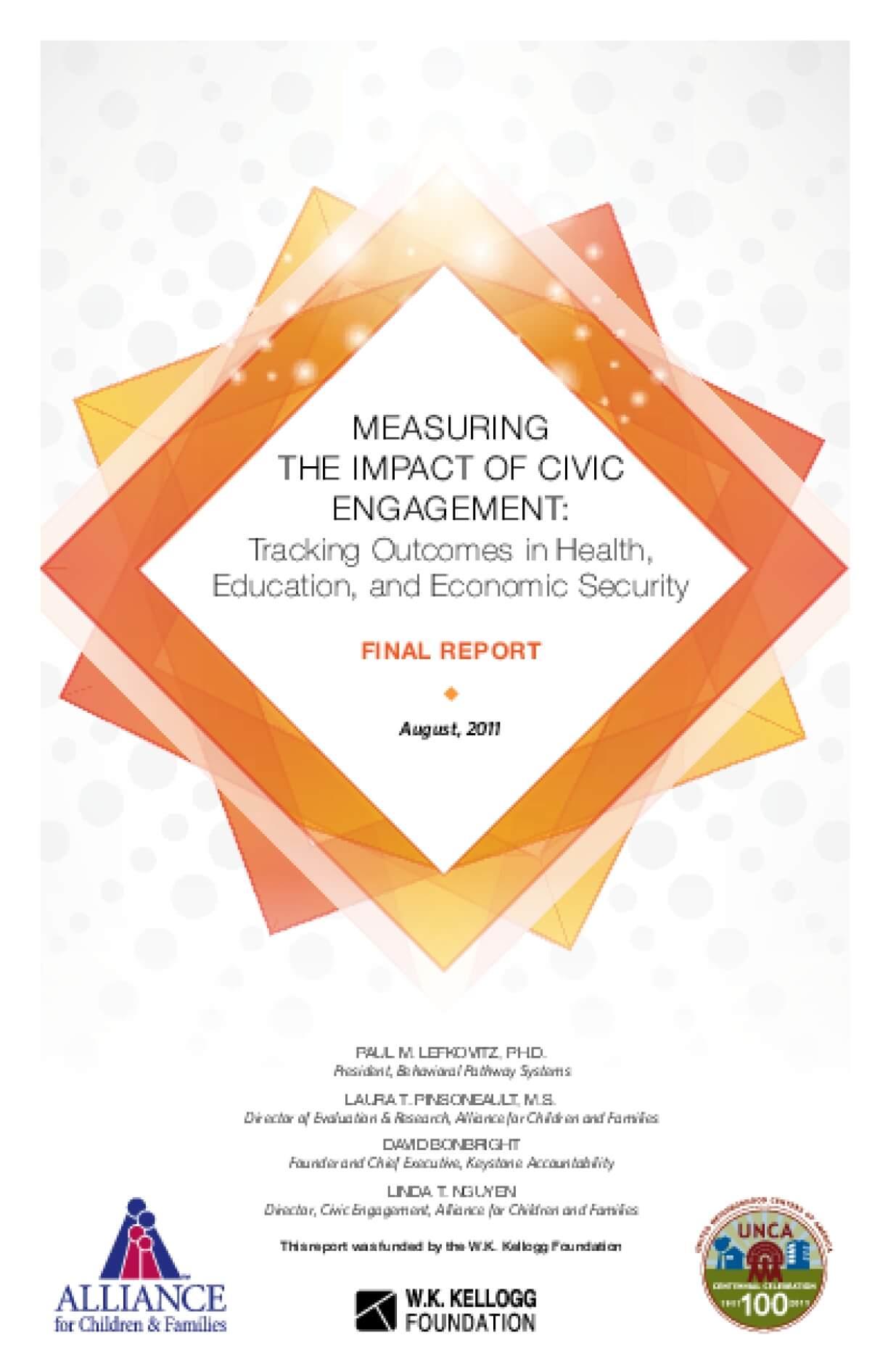 Civic Engagement Measurement System (CEMS)