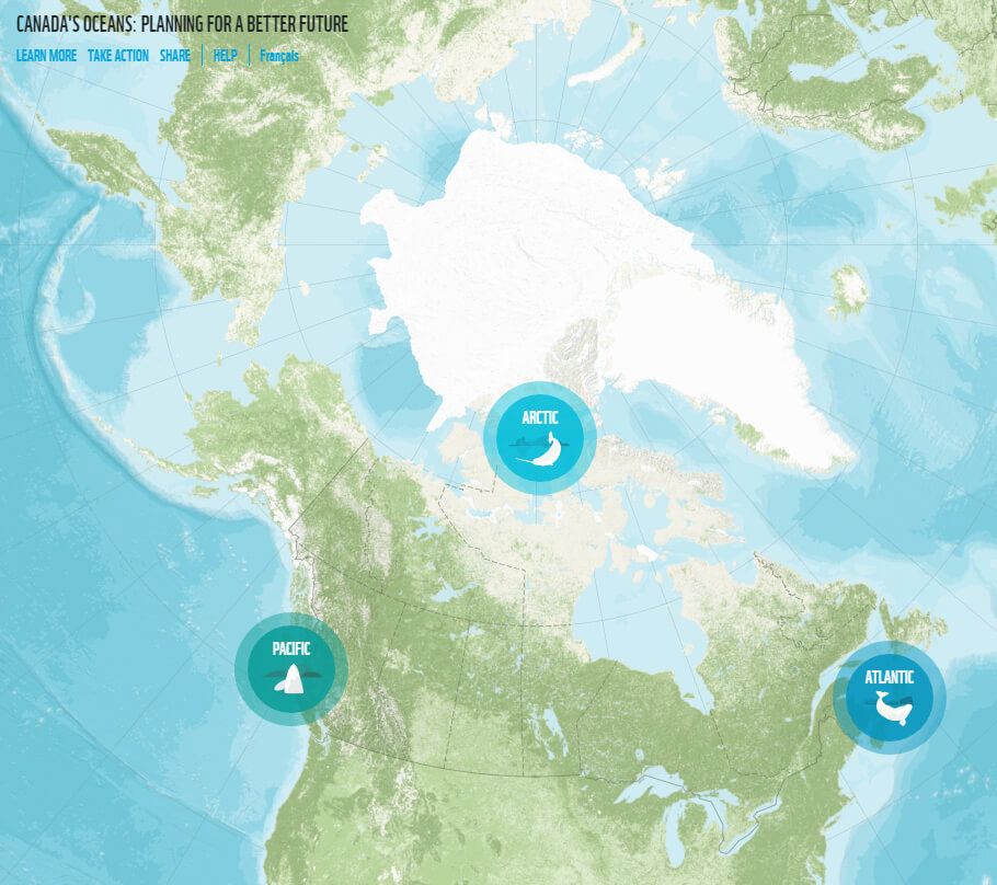 Canada's Oceans: Planning for a Better Future