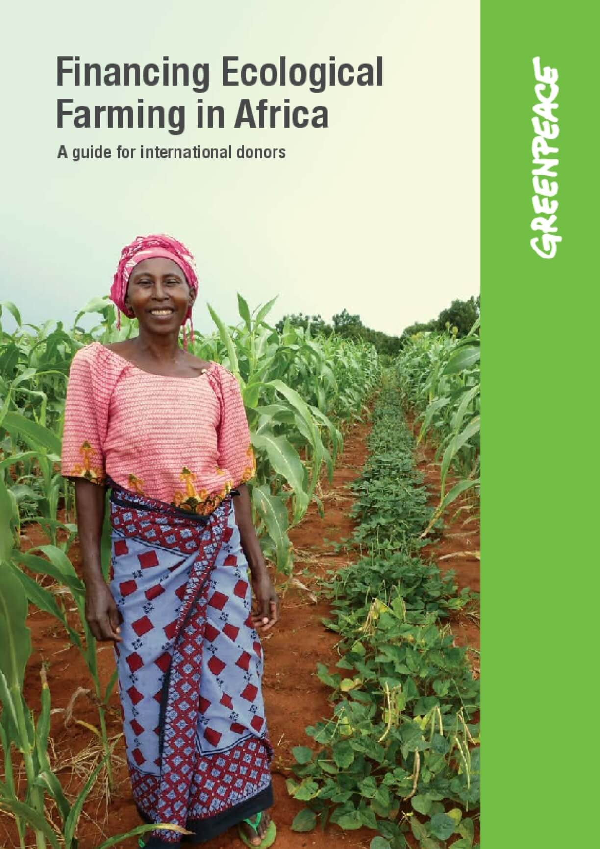 Financing Ecological Farming in Africa : A Guide For International Donors
