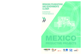 Bringing Foundations and Governments Closer - Evidence from Mexico