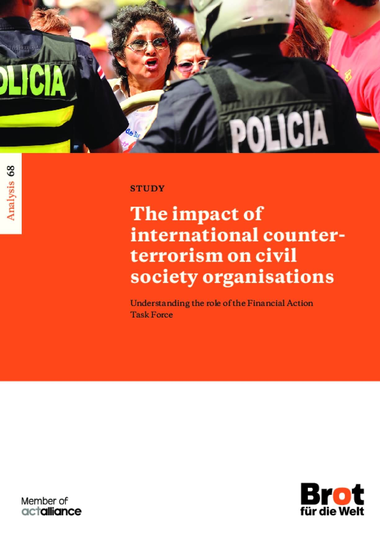 The Impact of International Counter-terrorism on Civil Society Organisations: Understanding the Role of the Financial Action Task Force