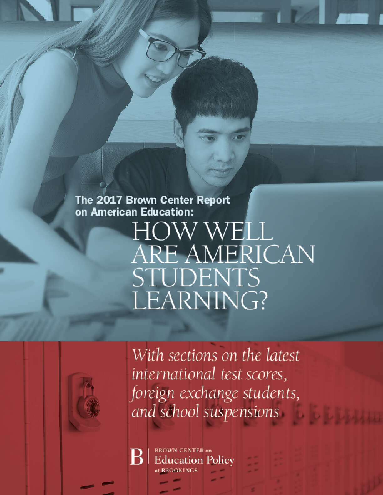 The 2017 Brown Center Report on American Education: How Well Are American Students Learning?