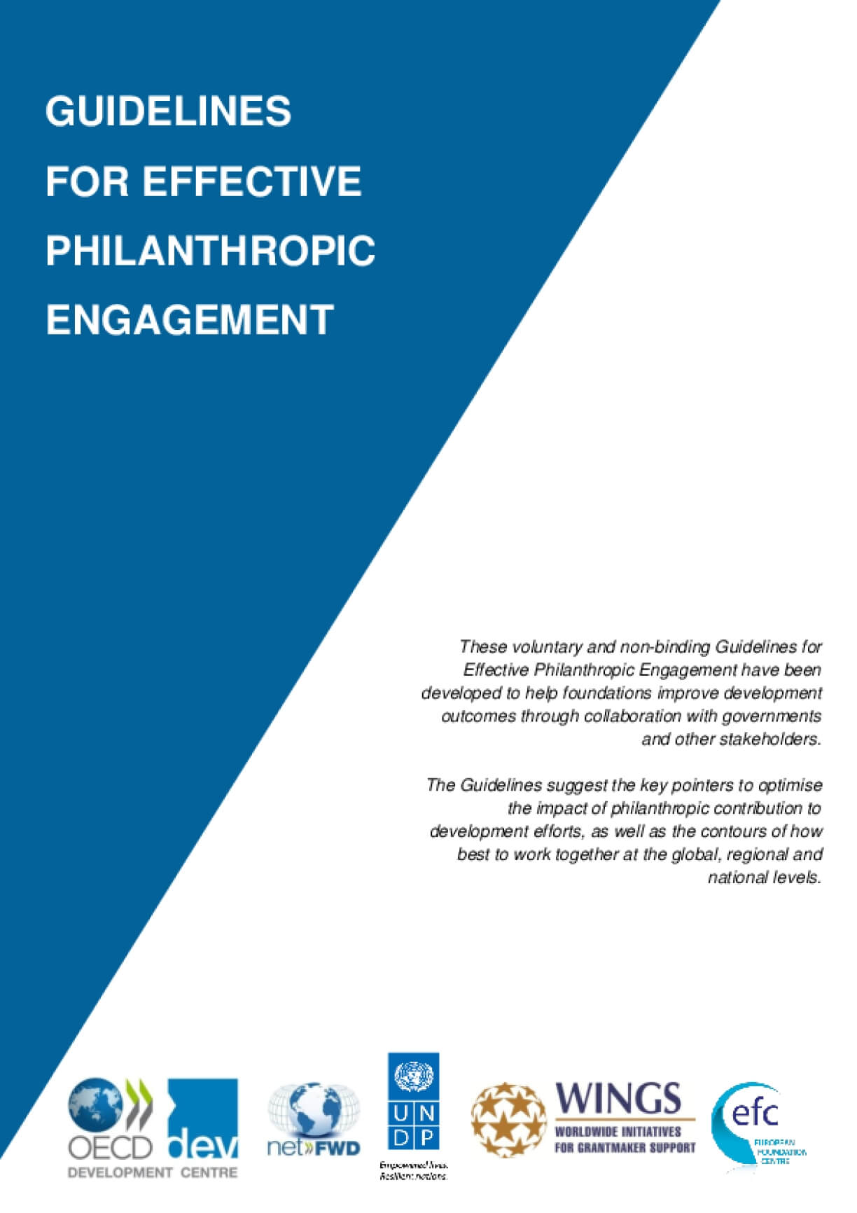 Guidelines for Effective Philanthropic Engagement