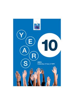 2011: Celebrating 10 Years of YEPP!